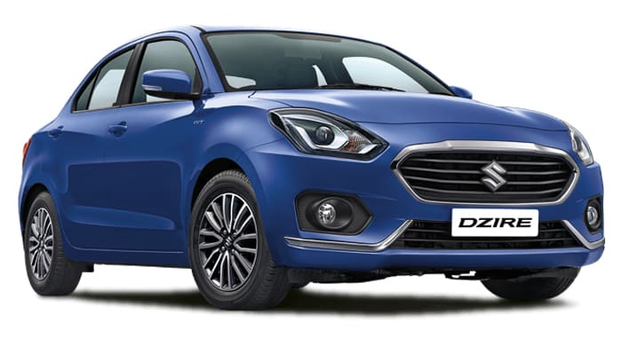 Maruti Suzuki Swift Dzire On Rent Jodhpur